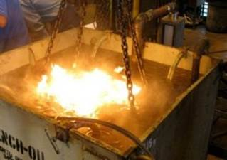 Heat Treatment - Sudden cooling - Quenching