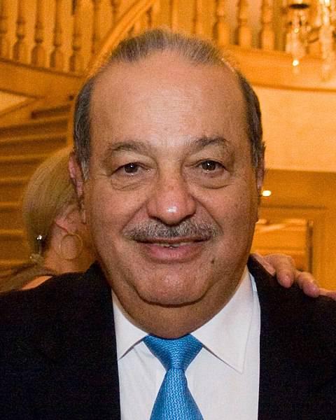 25 Richest Engineers Carlos Slim